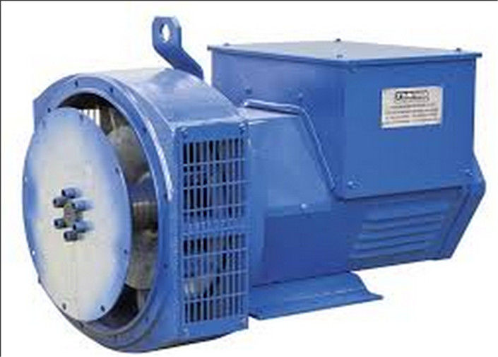Strong Work Three - phase Small Brushless Alternator 12kva 2 / 3 Pitch