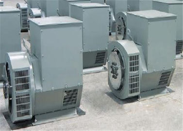 Chiny AC Brushless Synchronus Double Bearing Alternator With AVR 80kw / 100kva dystrybutor