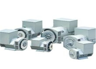 Chiny Brushless Double Bearing 3 Phase Alternator 91kw / 114kva 1500rpm/ 1800rpm dystrybutor