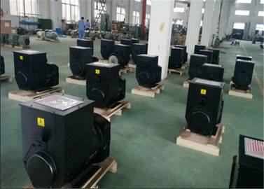 Chiny IP22 Single Phase Diesel AC Generator Green 7kw 7kva 50hz 1500RPM dystrybutor