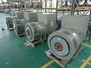 Chiny 50HZ Single Bearing Alternator IP23 Class H Factor Ranges From 0.8 To 1 dystrybutor