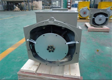 Chiny 6 Wire Brushless Exciter Synchronous Permanent Magnet Generator 80kw / 100kva dystrybutor