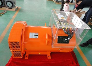 300kw / 375kva 3 Phase Brushless Alternator Synchronization Dynamo IP23