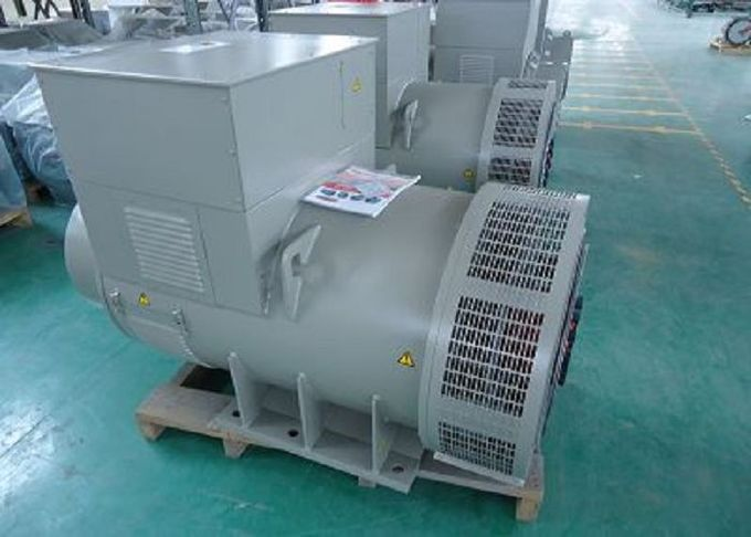 200KW Brushless AC Generator AVR 50Hz 1500RPM 2/3 Pitch